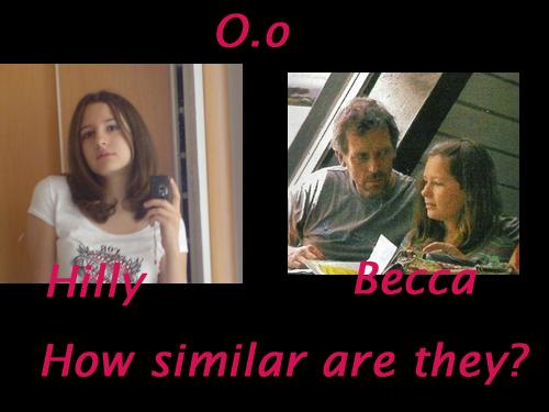 Hilly and Becca O.o