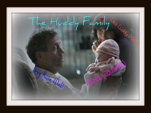 Huddy Family 바탕화면