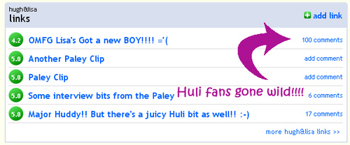 Huli peminat-peminat gone wild!! xDDD