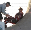 Iron Man 2 - Set Pics  - iron-man photo