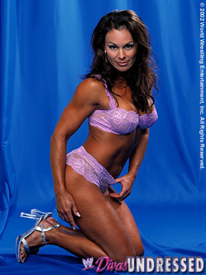 Wwe Former Diva Ivory achtergrond possibly containing a bikini entitled Ivory