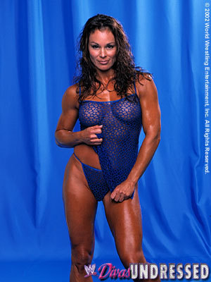 Wwe Former Diva Ivory achtergrond possibly containing a leotard and a maillot called Ivory
