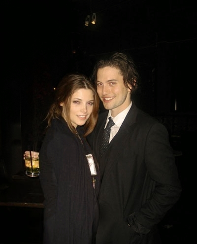 Jackson Rathbone & Ashley Greene wallpaper with a business suit entitled Jackson/Ashley Photoshopped