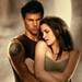 Jacob & Bella - taylor-lautner icon