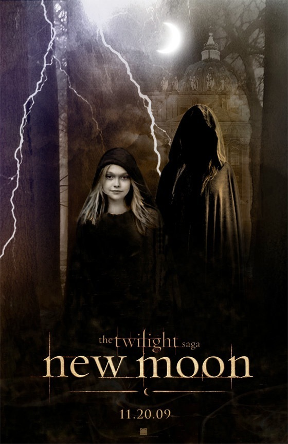 Jane in New Moon