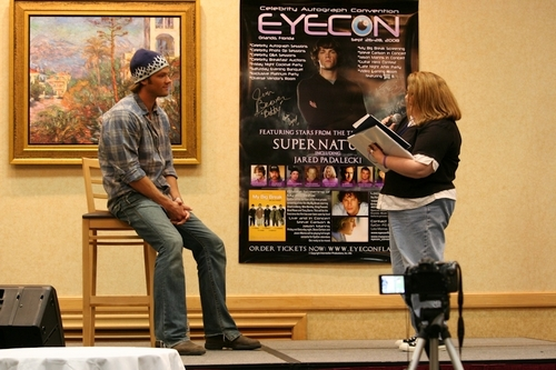 Jared on Eyecon Convention