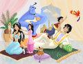 Jasmine's Family