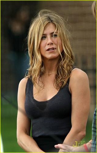 Jennifer filming in New Jersey
