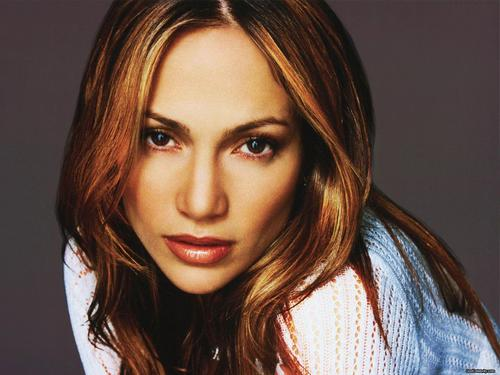 Jennifer Lopez wallpaper containing a portrait called Jennifer