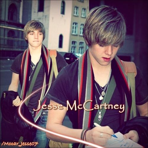 Jesse McCartney