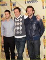 Justin promoting 'The Hangover' - justin-bartha photo