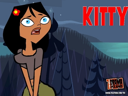 Total Drama Island Images Kitty Wallpaper And Background