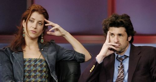 Kate and Patrick