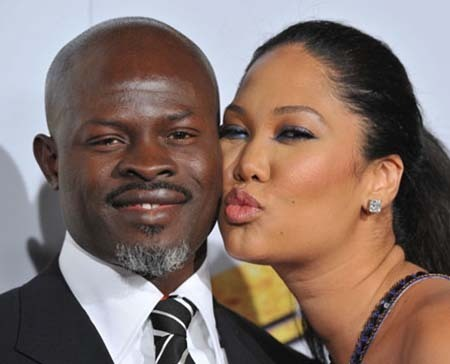 True answer Djimon hounsou and kimora lee simmons opinion