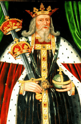 King Edward III of England - kings-and-queens Photo