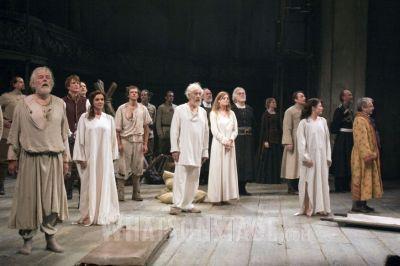 King Lear - as Cordelia