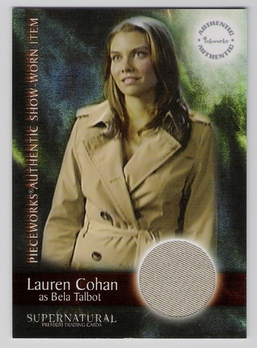 Lauren Cohan as Bela Talbot