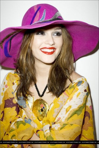Leighton`s Terry Richardson photoshoot