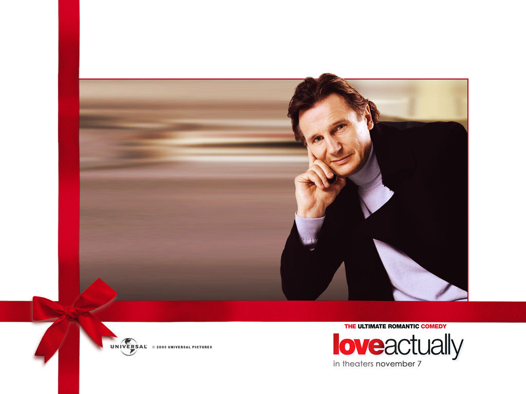 Liam Neeson wallpaper - Love Actually Wallpaper (6849980