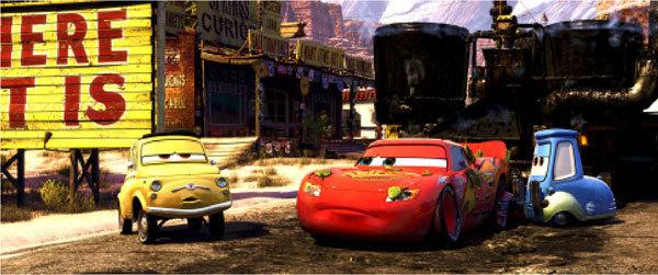 pixar cars 2. Disney Pixar Cars 2 Photo