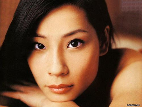 Люси Лью Обои containing a portrait titled Lucy Liu