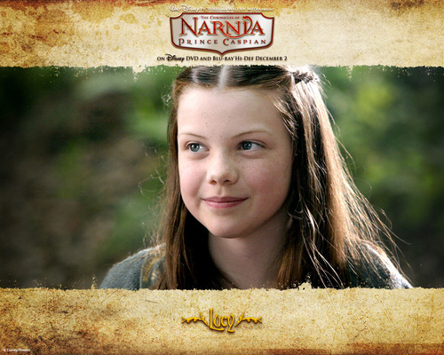 Lucy - the-chronicles-of-narnia Wallpaper