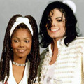 MJ and Janet >333 - michael-jackson photo