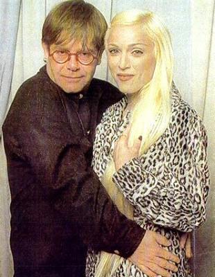 Madonna and Elton