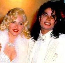 麦当娜 and Michael Jackson
