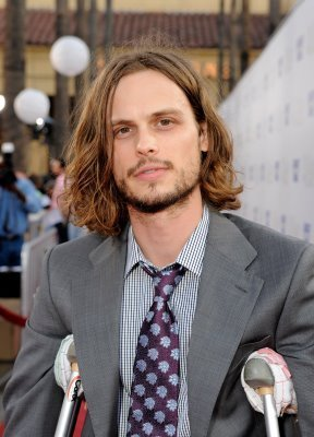 Matthew Gray Gubler@Premiere of 500 days of Summer