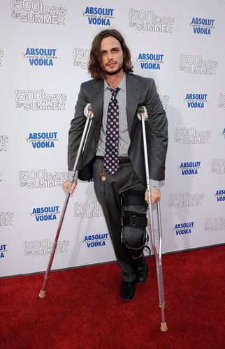 Esprits Criminels fond d'écran entitled Matthew Gray Gubler @ the Premiere of 500 days of summer