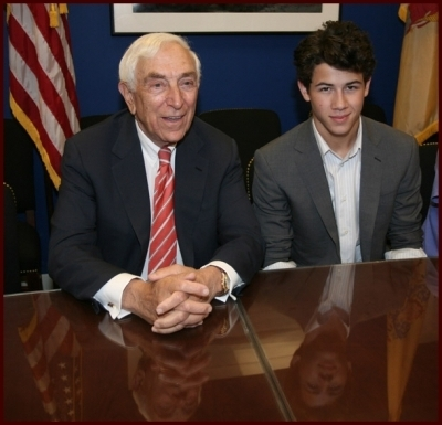 Meeting with Sen Lautenberg & Testifying Before Senate June 23