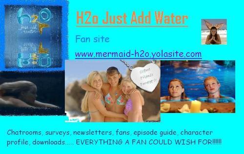Mermaid H2o