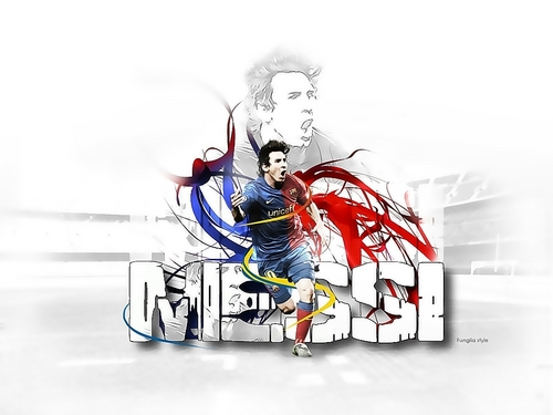 Messi - lionel-andres-messi Wallpaper