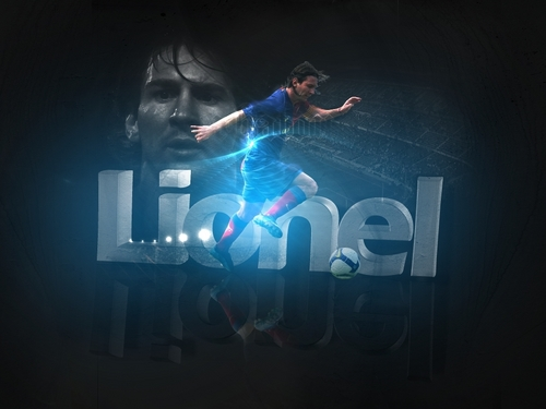 Lionel Andres Messi wallpaper titled Messi