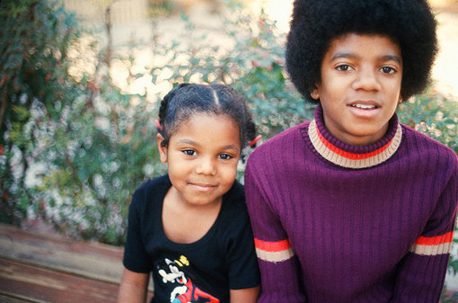 Michael and Janet >333