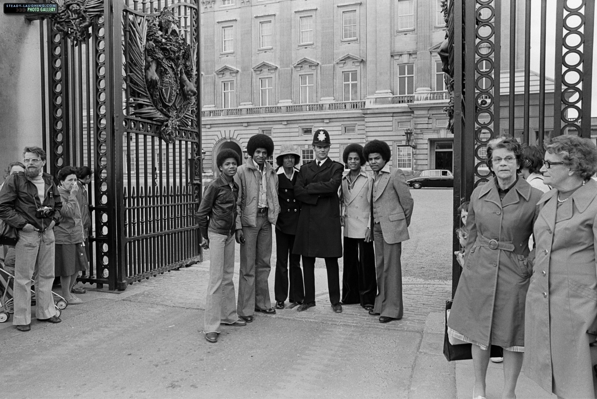 Michael in Londres [1977]