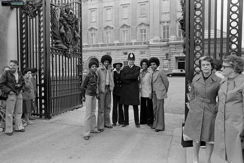 Michael in Лондон [1977]