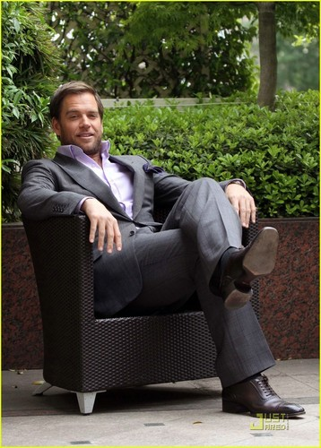 Michael - michael-weatherly Photo