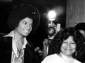Michael @ the Premiere of The Wiz [1978] - michael-jackson photo