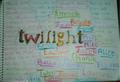 Missing page of my Art book - FOUND! - twilight-and-house-of-night photo