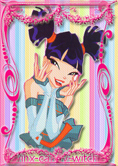 Musa from WINX wallpaper entitled Musa and again Musa...