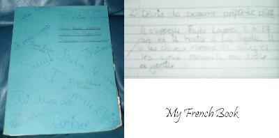 My French Book