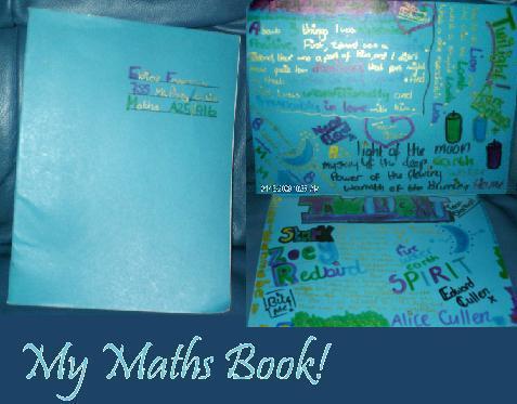My Maths Book