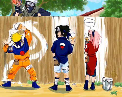 Naruto Shippuuden images Naruto Sasuke Sakura wallpaper and background photos