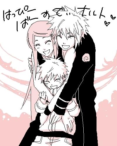 Naruto's family