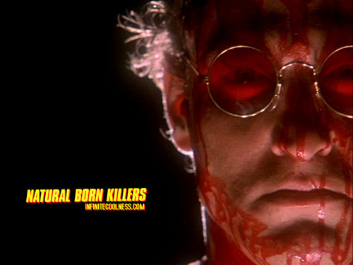 films d'horreur fond d'écran entitled Natural Born killers