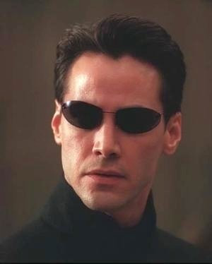 Neo - the-matrix Photo