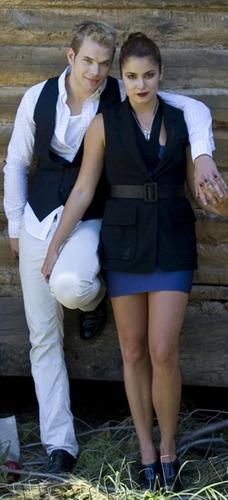 Nikki and Kellan