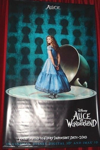 Official Movie Poster ~ Alice